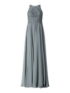 Sukienka Laona maxi z szyfonu