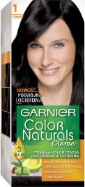 Garnier, Color Naturals, farba do włosów, 1 czarny