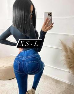 Niebieskie spodnie Yasmin Boutique