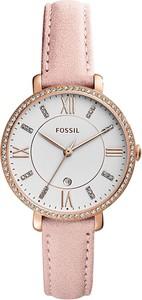 Zegarek FOSSIL - Jacqueline ES4303 Nude/Rose Gold