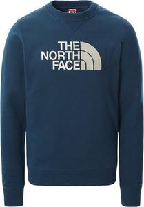 Bluza The North Face z bawełny