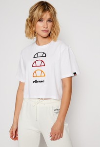 T-shirt Ellesse z krótkim rękawem w sportowym stylu