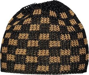 Brązowa czapka MaxMara