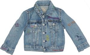 Niebieska kurtka dziecięca Ralph Lauren