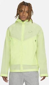 Żółta kurtka Nike