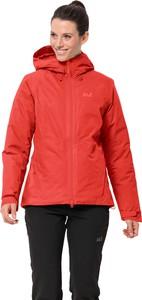 Pomarańczowa kurtka Autoryzowany Sklep Jack Wolfskin w stylu casual