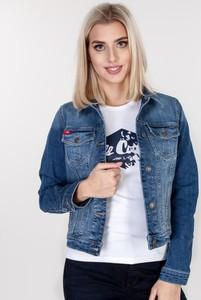 Kurtka Lee Cooper z jeansu krótka