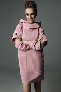 Sukienka Madnezz w stylu casual sportowa