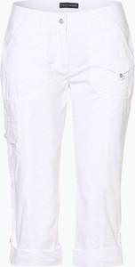 Spodnie Franco Callegari z bawełny