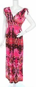 Sukienka Airisa z dekoltem w kształcie litery v maxi