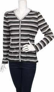 Czarny sweter Huit Six Sept By Women Dept w stylu casual