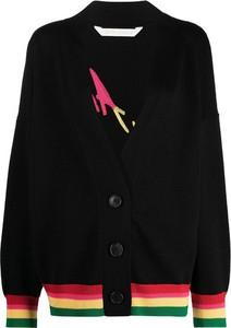 Czarny sweter Palm Angels z wełny