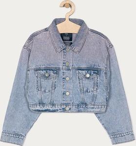 Kurtka dziecięca Gap z jeansu