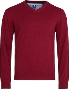 Sweter Redmond z bawełny w stylu casual