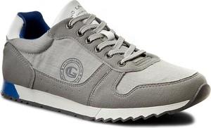 Buty sportowe Gino Lanetti w sportowym stylu ze skóry ekologicznej
