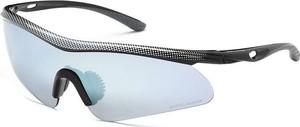 Okulary przeciwsłoneczne SP60019 Solano (szaro-czarne)