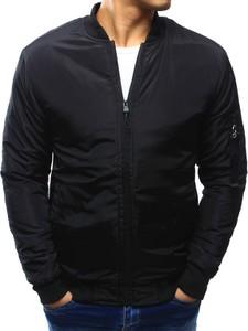 Czarna kurtka Dstreet z bawełny krótka