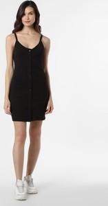 Sukienka Tommy Jeans na ramiączkach z dekoltem w kształcie litery v