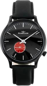 ZEGAREK MĘSKI RUBICON RNCE07 (zr092c) - Czarny