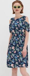 Sukienka House z odkrytymi ramionami mini