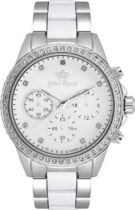 Zegarek Gino Rossi - ROCCA srebrno-biały