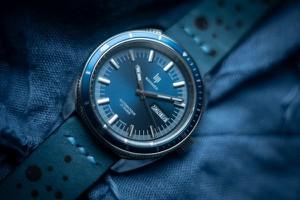 Zegarek LIP Marinier Automatic 671363 + ręcznie robiony pasek