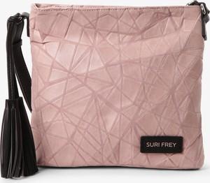 Różowa torebka Suri Frey na ramię