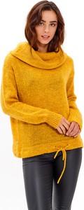 Sweter Gate z wełny w stylu casual