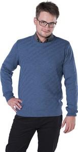 Sweter M. Lasota z bawełny w stylu casual