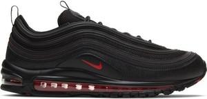 Buty sportowe Nike air max 97 ze skóry sznurowane
