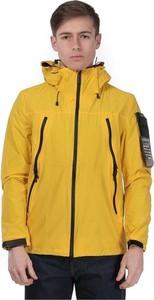 Żółta kurtka Outhere krótka