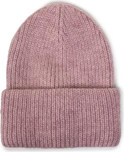 Fioletowa czapka Gino Rossi