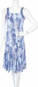 Sukienka JOE BROWNS z okrągłym dekoltem midi