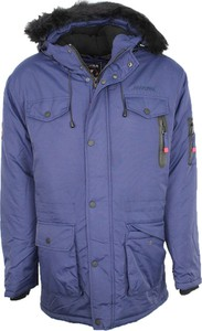 Niebieska kurtka Anapurna