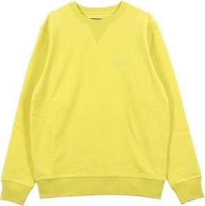 Żółta bluza Stussy w stylu casual