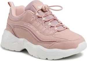 Różowe buty sportowe dziecięce Sprandi