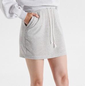 Spódnica Cropp w stylu casual mini z dzianiny