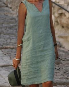 Sukienka Kendallme na ramiączkach mini z dekoltem w kształcie litery v