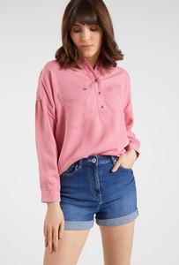 Różowa koszula Monnari