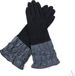 Czarne rękawiczki EVANGARDA