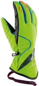 Zielone rękawiczki Viking