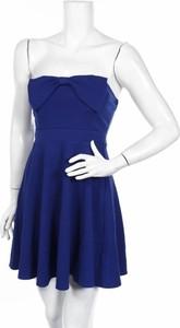 Sukienka Forever 21 mini bez rękawów