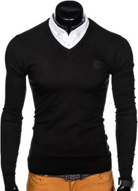 Sweter Ombre Clothing z bawełny