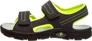 Buty dziecięce letnie Richter Shoes ze skóry