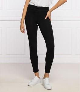 Czarne legginsy Dkny Sleepwear w stylu casual