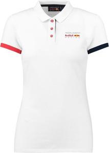 T-shirt Red Bull Racing z krótkim rękawem z bawełny