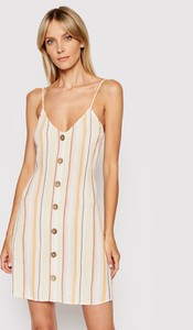 Sukienka Billabong w stylu casual mini na ramiączkach