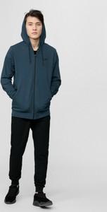 Bluza 4F w sportowym stylu z dzianiny