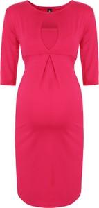 Czerwona sukienka New York Style