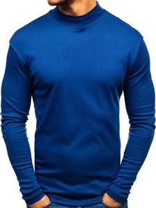 Niebieski sweter Denley
